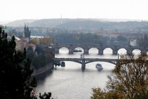 Práce v Praze
