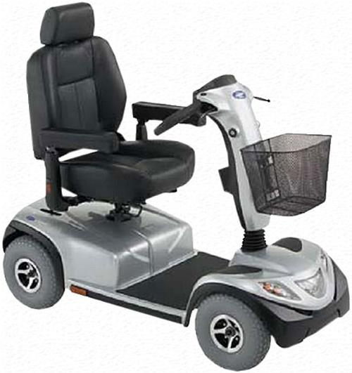Invalidní vozík, invalidní skútr