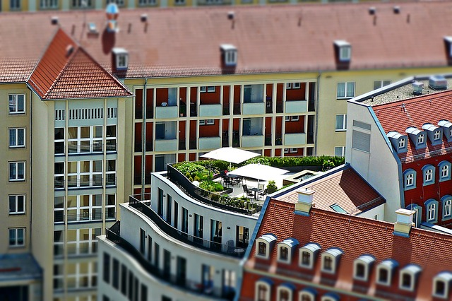 Zahrada na střeše? Proč ne!