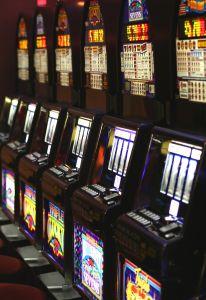 Hazardní hry - výherní automaty