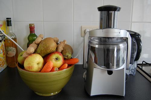 Jak správně nakoupit odšťavňovač do kuchyně