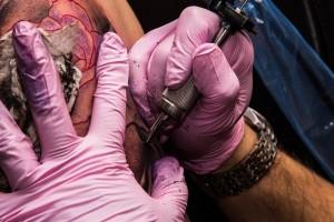 Jak pečovat o nové tetování?