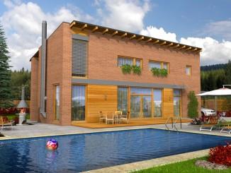 Levné dřevostavby nabízí příjemné bydlení pro celou rodinu