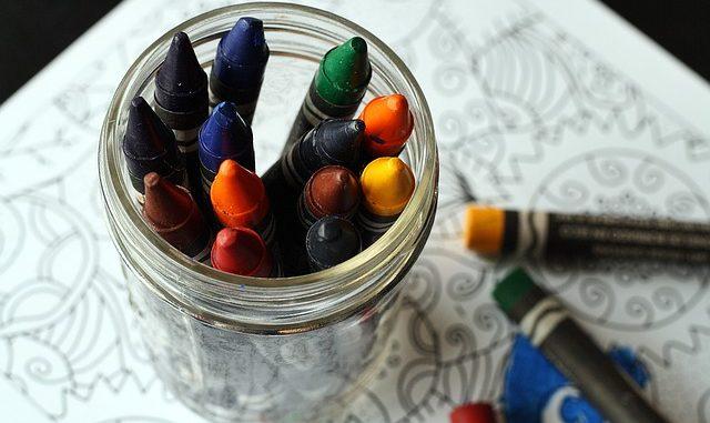 Malováním proti stresu!