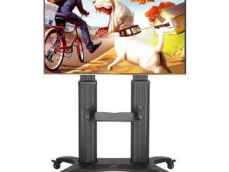 Televizní stojany do obýváku i konferenční místnosti