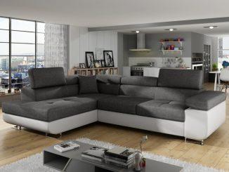 Sedací souprava se stane chloubou obývacího pokoje