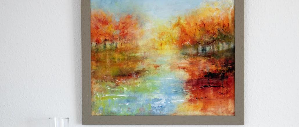 Jak připravit plátno k malování? Stačí několik kroků