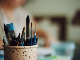 Štětce na malování obrazů: Jak správně vybrat?