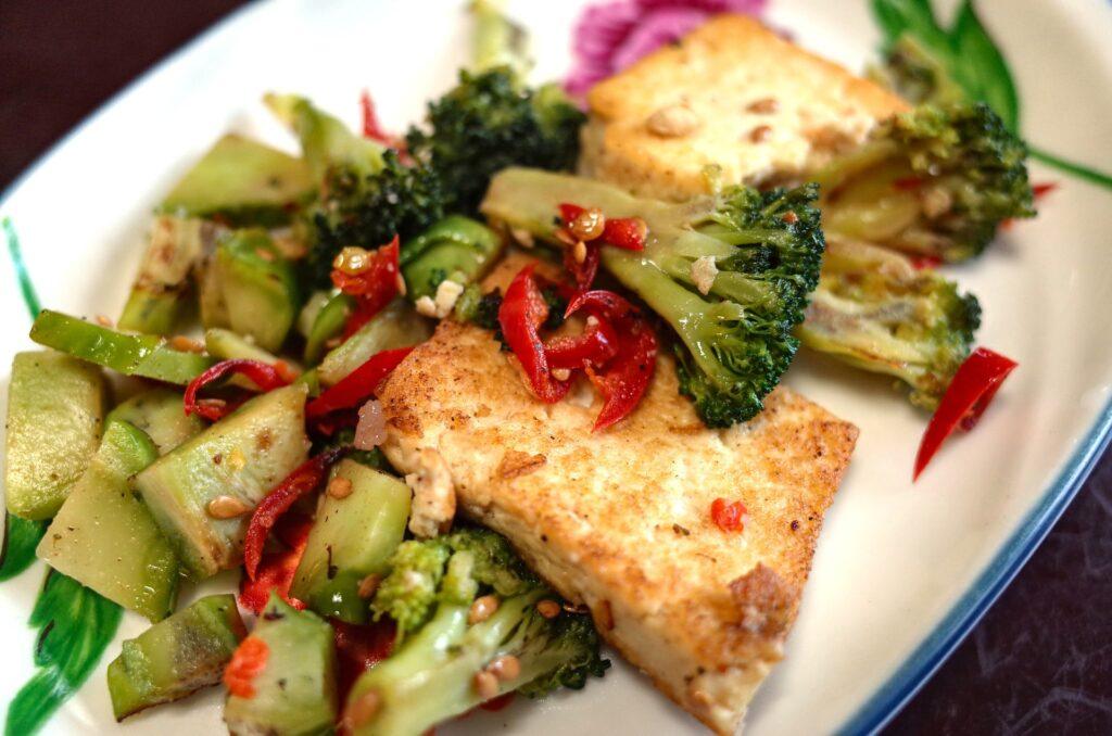 Tofu: čínský král rostlinných bílkovin