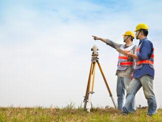 Kvalitní geodetické práce díky nejmodernější technologii
